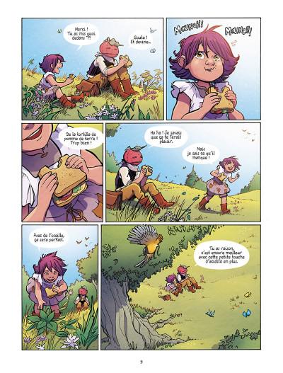 Page 9 Mauve bergamote tome 1