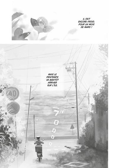 Page 3 De l'autre côté de l'horizon tome 1