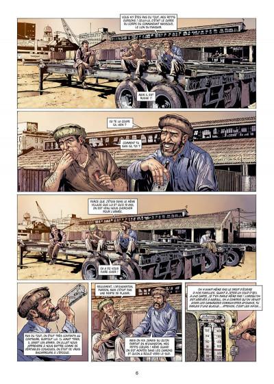 Page 6 Histoire et destins - Le garde du corps de Massoud