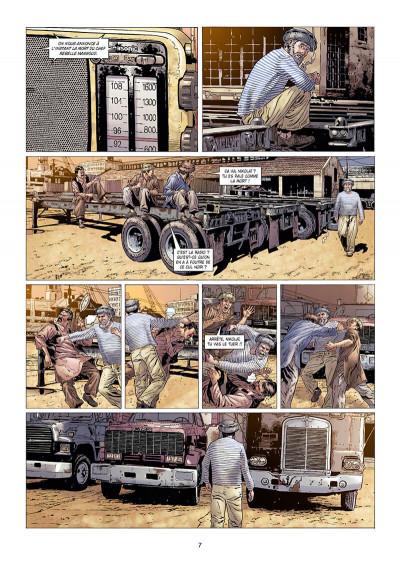Page 7 Histoire et destins - Le garde du corps de Massoud