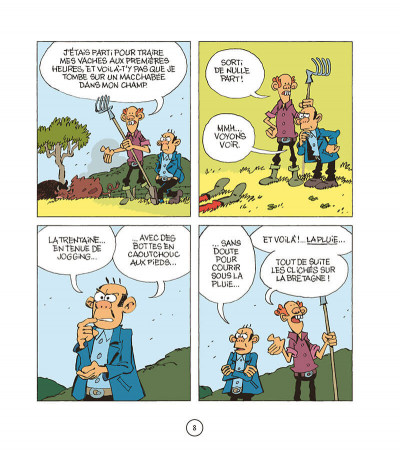 Page 9 La mort est dans le pré
