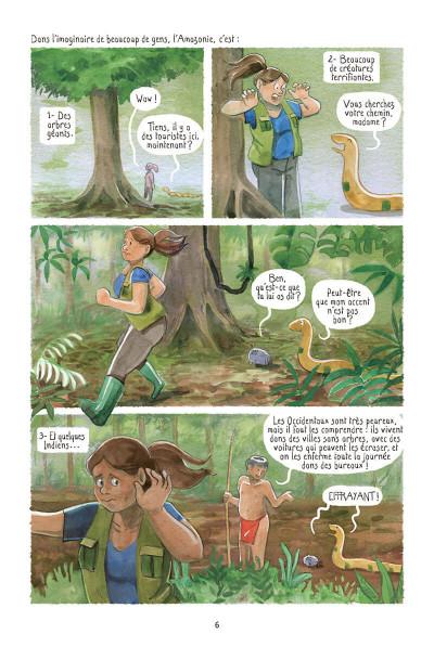 Page 9 À la recherche de l'Amazonie oubliée