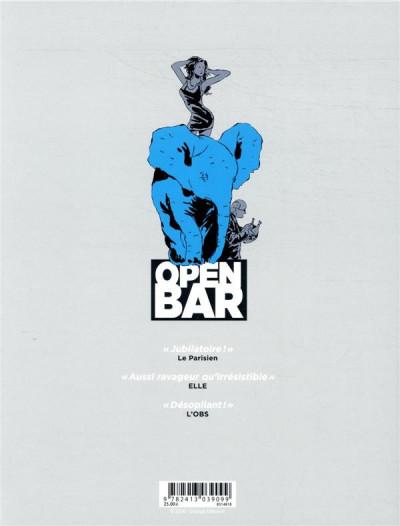 Dos Open bar - coffret tomes 1 et 2