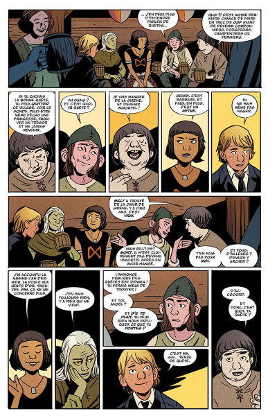 Page 8 Folklords tome 1
