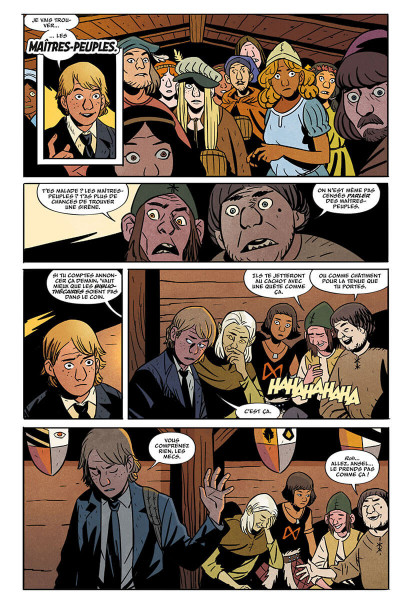 Page 9 Folklords tome 1