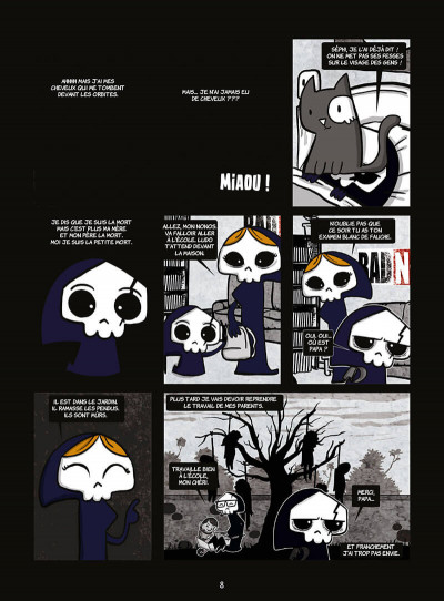 Page 8 La petite mort tome 1,5