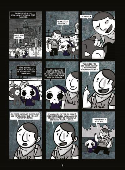 Page 9 La petite mort tome 1,5