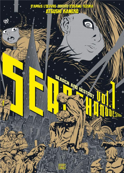 Couverture Search and destroy tome 1