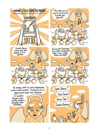 Page 4 L'homme le plus flippé du monde tome 2