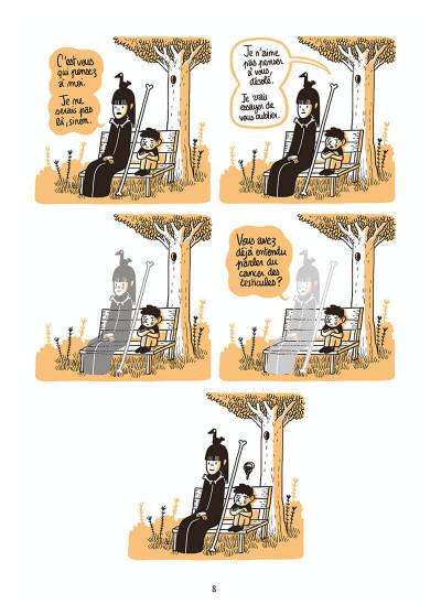Page 9 L'homme le plus flippé du monde tome 2