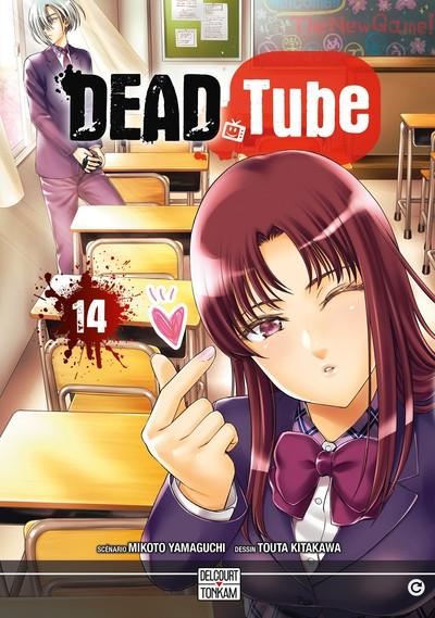 Couverture Dead tube tome 14