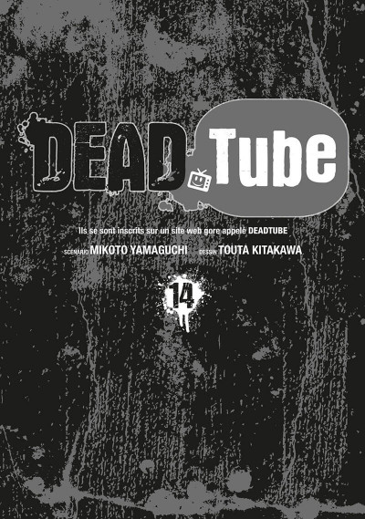 Page 1 Dead tube tome 14