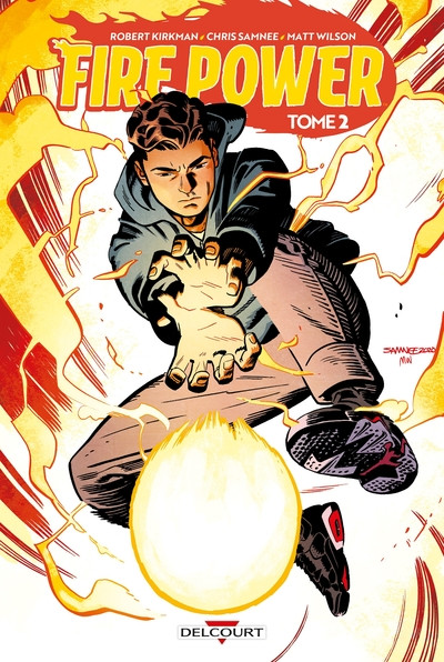 Couverture Fire power tome 2