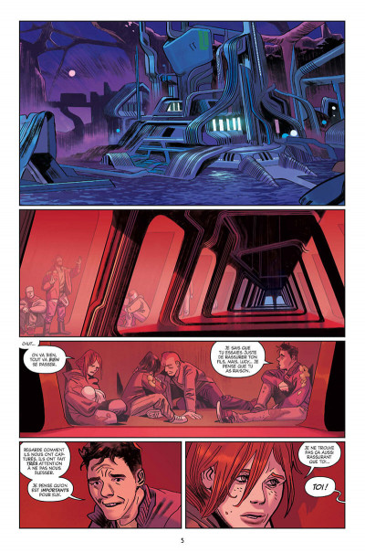 Page 5 Oblivion song tome 4