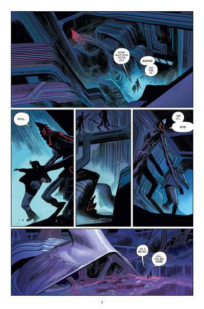 Page 7 Oblivion song tome 4