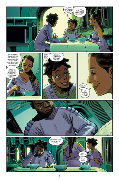 Page 9 Oblivion song tome 4