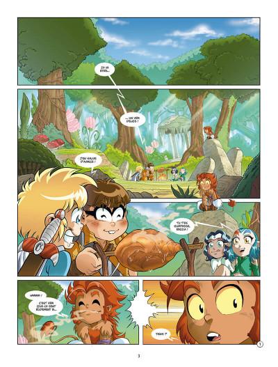 Page 6 Les Légendaires - missions tome 1