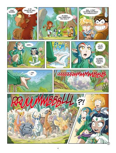 Page 7 Les Légendaires - missions tome 1