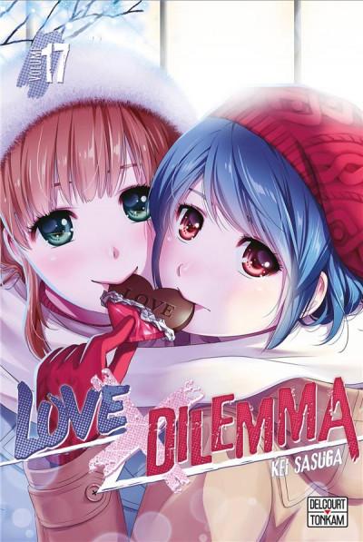 Couverture Love X dilemma tome 17