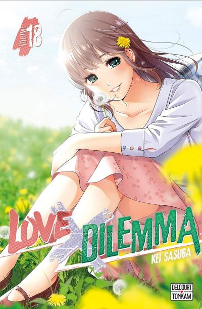 Couverture Love X dilemma tome 18