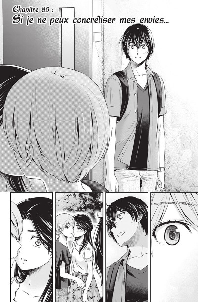 Page 6 Love X dilemma tome 18