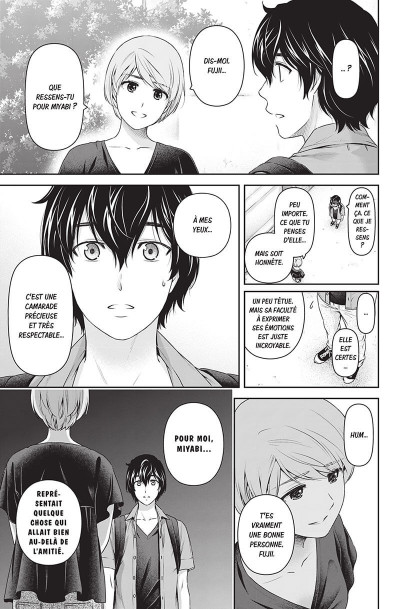 Page 9 Love X dilemma tome 18