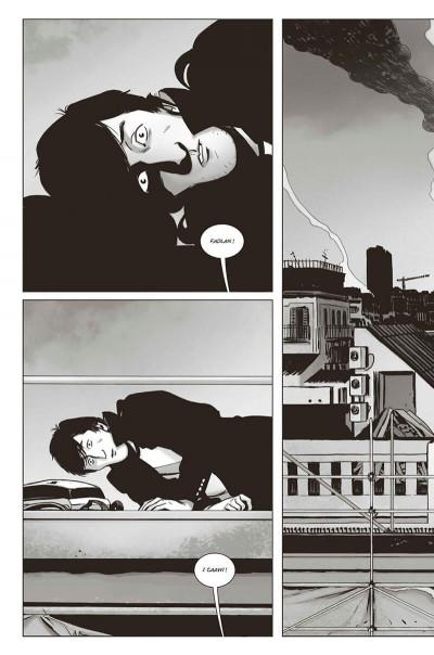 Page 6 Walking dead - L'étranger et le retour de Negan