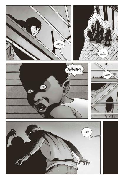 Page 8 Walking dead - L'étranger et le retour de Negan