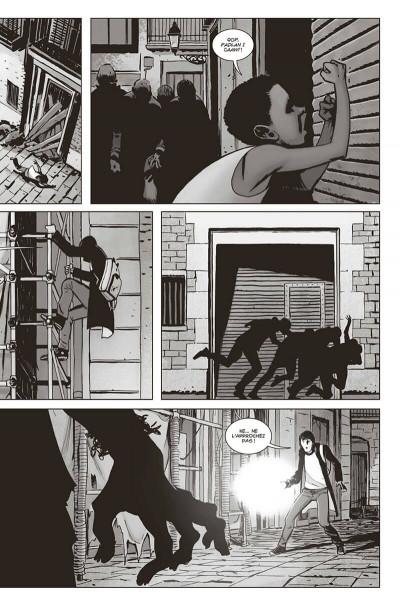 Page 9 Walking dead - L'étranger et le retour de Negan