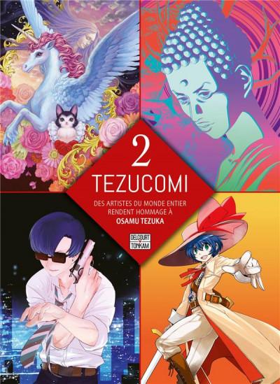 Couverture Tezucomi tome 2