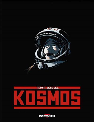 Couverture Kosmos + ex-libris offert