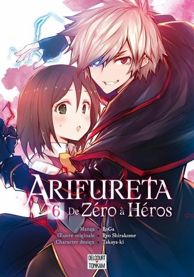 Couverture Arifureta - de zéro à héros tome 6