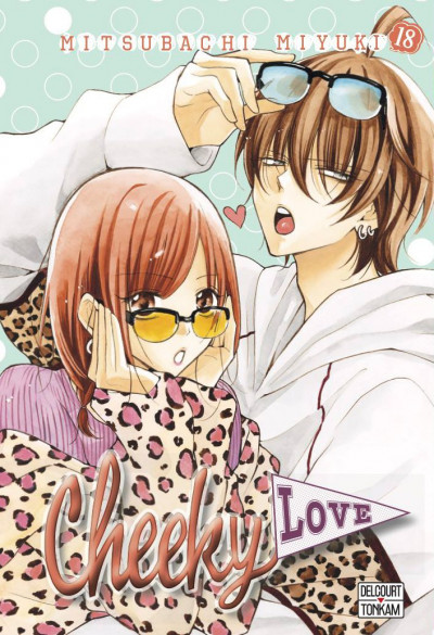 Couverture Cheeky love tome 18