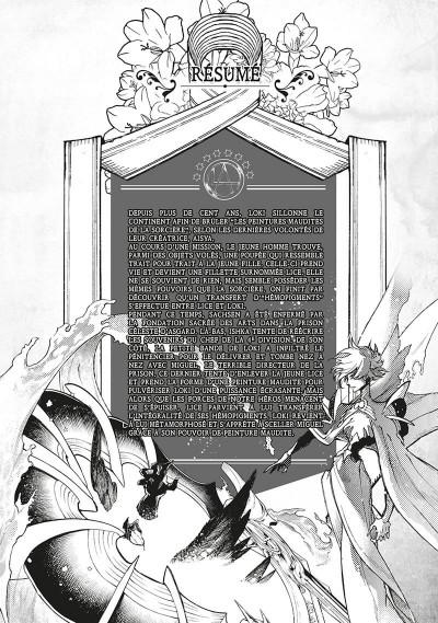 Page 6 La malédiction de Loki tome 7