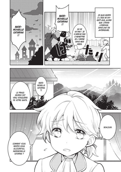 Page 8 Otome game tome 1