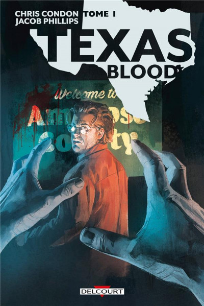 Couverture Texas blood tome 1