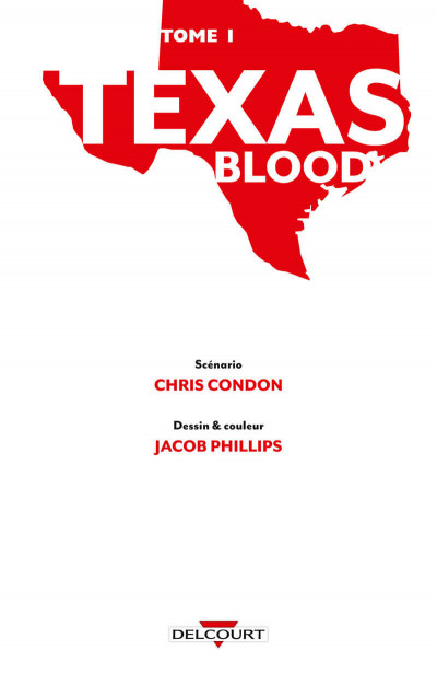 Page 3 Texas blood tome 1