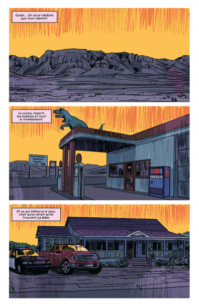 Page 5 Texas blood tome 1