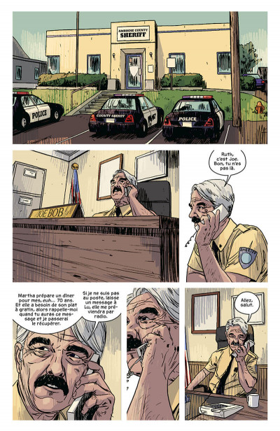Page 8 Texas blood tome 1
