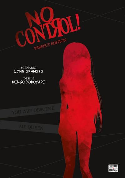 Couverture No control - perfect edition