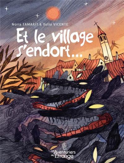 Couverture Et le village s'endort...