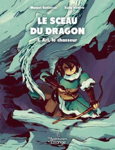 Couverture Le sceau du dragon tome 1