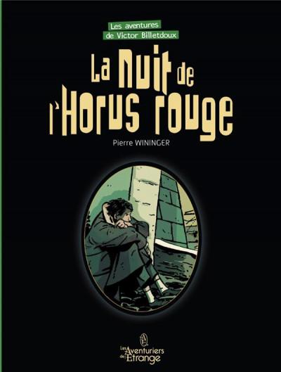 Couverture Les aventures de Victor Billetdoux tome 3
