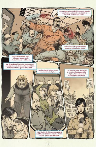 Page 9 V-Wars, la reine pourpre tome 1