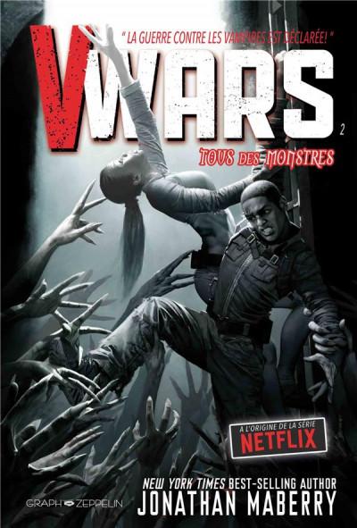 Couverture V-wars tome 2