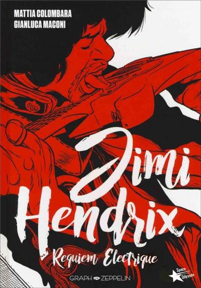 Couverture Jimi Hendrix