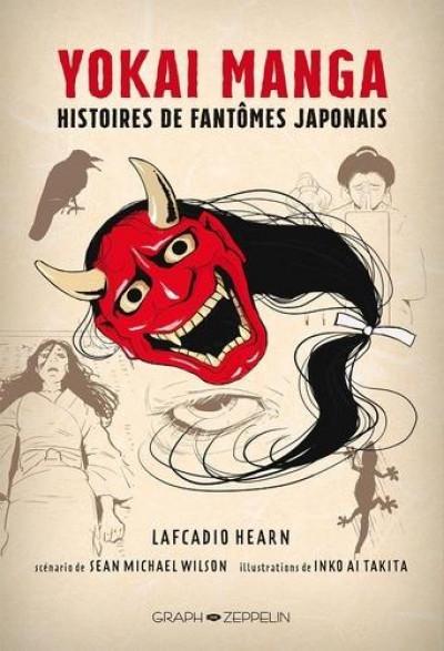 Couverture Yokai manga - Histoires de spectres japonais