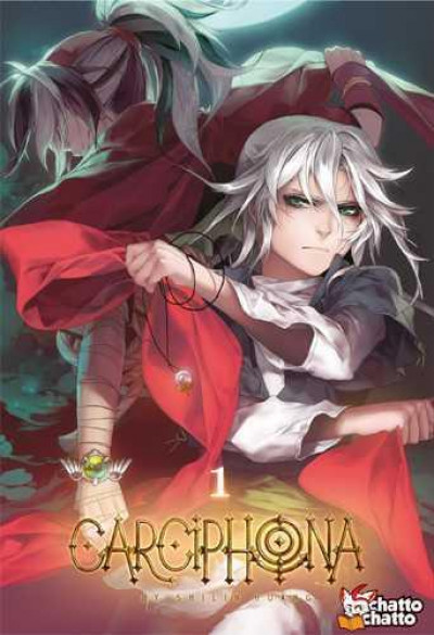 Couverture Carciphona tome 1