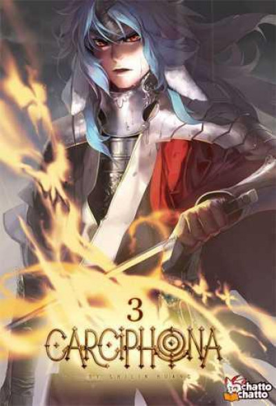 Couverture Carciphona tome 3