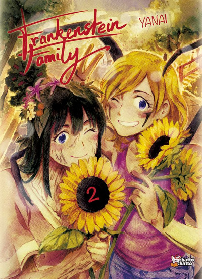 Couverture Frankenstein family tome 2